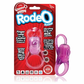 THE SCREAMING O - Rodeo Bucker Penis Halkası